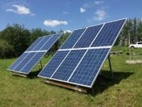 Solar systems supply and installations